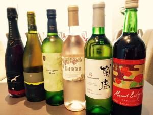 九州ワイン1