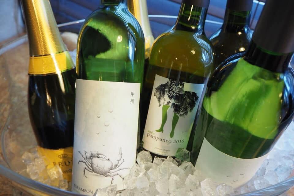 ペアリングワイン